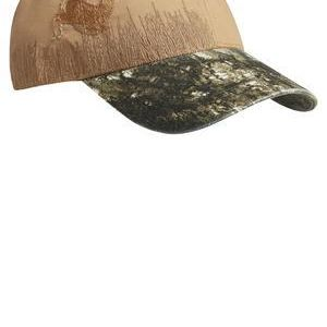 Embroidered Camouflage Cap Thumbnail